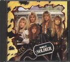 Holy Soldier—Self-Titled 1990 XIAN Metal Rare Original Issue Myrrh