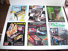Lot Of (6) ORIGINAL PINBALL MACHINE Flyers PLAYBOY CORVETTE SIMPSONS PP set #3