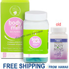 Body Mint LADY Natural Feminine Deodorant Protection Supplement Tablets BB 10/20