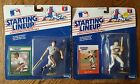 Will Clark 1988 & 1989 Starting Lineup Sports Super Star Collectables New