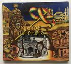 Midnite 'Lion Out Of Zion' CD Afrikan Roots Lab 2013 Roots Reggae Brand New Rare