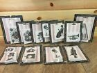 New LaBlanche Foam Rubber Steampunk Stamp Lot 11 Piece Scrapbooking Crafting