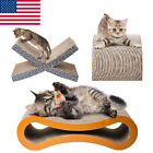 2017 NEW Cat Pet Scratcher Kitten Lounge Pet Scratching Kitty Bed Play Toy DH