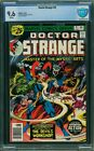 DOCTOR STRANGE #15 CBCS 9.6 White Pages (CGC) -- Well Centered