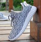 SPORTS MENS YeZY BOOST TRAINERS FITNESS GYM SPORTS RUNNING SHOCK SHOES