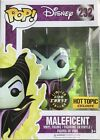 FUNKO POP DISNEY SERIES MALEFICENT GITD CHASE HOT TOPIC EXCLUSIVE