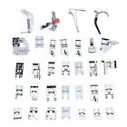 Professional Domestic 32pcs Sewing Machine Presser Feet Set for Brother Babyl...