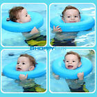Hot Recommended 2019 Baby Neck Safety Swimming Ring Float Pool Spa Swimtrainer