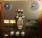 Technics RS-1506 2-4 Track Stereo Reel To Reel  Tape Deck