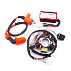 GY6 50cc Racing Stator Magneto Ignition Coil CDI Box Moped Scooter Go Kart ATV