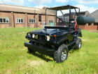 RIGHT CHOICE 200cc JEEP BUGGY KIDS ATV SAFER THAN A QUAD FULL ROLL CAGE