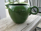 VINTAGE FIESTA 2-PINT JUG PITCHER ~ FOREST ~ GREAT CONDITION !