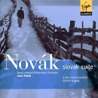 NOVAK, VITEZSLAV - Slovak Suite / Eternal Longing / Tatra ** Brand New **
