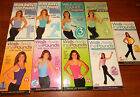 Leslie Sansone Walk Away the Pounds 9 Video Series LOT Miles 1 2 3 4 Abs MUSTC
