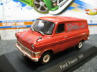 1 43 Norev Ford Transit 1969 mud diecast