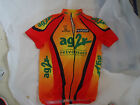 DE MARCHI Peugeot Prevoyance ag2r Cycling Jersey Large Full Zip