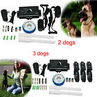 Underground Electric Dog Fence System 1 2 3 Water Resistant Shock Collars