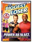 Biggest Loser The Workout Power Ab Blast DVD Used Very Good WS
