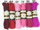 15yardslot 7mm Wide S Edge Waves Lace Ribbon Garment Accessories Baby Lace Trim