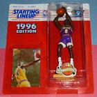 MINT 1996 Starting Lineup Extended Kobe Bryant Los Angeles Lakers Rookie Piece!