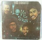 The counts Love Sign  LP Record