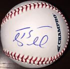 TIM TEBOW Signed Autographed Baseball New York METS w COA & Photo PROOF