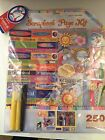 Carnival Cruise Line Caribbean scrapbooking page kit 250 PIECES NEW