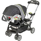Infant Stroller Jogger Baby Trend Sit N Stand Ultra Single Travel System Outdoor