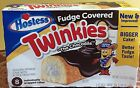 Hostess Twinkies Fudge Covered The Chocodile Bigger Cake Better Fudge 8 Per Box