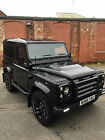 Land Rover Defender 90 300 TDI AUTOMATIC COMPLETE ONE OFF
