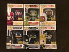 Funko Pop Hot Topic Exclusive 6 Storm Batman Hulk Loki Magneto Flash (black Lant