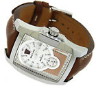 BREITLING Bentley Flying B, Stainless w/ Brown Leather Strap, A28362