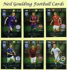 Panini FIFA 365 2016-2017 ☆ FANS FAVOURITE ☆ Football Cards #46 to #81