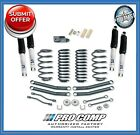Pro Comp Suspension K3077BMX 4 Stage I Short Arm Kit for 2003 06 Wrangler TJ LJ