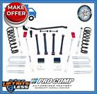 Pro Comp K2067B 6'' Stage II Lift Kit w/ES9000 Shocks 2006-08 Ram 2500/3500 4WD