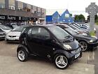 2003 53 SMART CITY COUPE PULSE 07 Black Semi Auto Low Mileage
