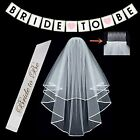 Bachelorette Party Decorations Bridal Shower Supplies BIGTHING White Cascade