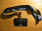 Omega James Bond 007 Spectre Lanyard & Premiere Ticket - VERY RARE & COLLECTABLE
