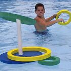 Nordesco Ring Game Quoits Pool Party Adult Kids Heavy Duty Floating EVA Foam NEW