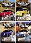 Drive Thru History Holy Land Series with Dave Stotts Set of 4 DVD Brand New