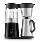 OXO On Coffeemaker 9-Cup Home Brewer 1400W Coffee Maker Black Silver 8710100 NEW