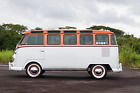 1966 Volkswagen Bus Vanagon 23 windows ONE OF A KIND 1966 vw bus 23 windows camper and air conditioning