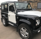 Land Rover Defender 90 V8 Automatic Fully Rebuilt All New Parts