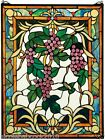 25 Cabochon Grapes Vineyard Cabochons Hand Crafted Stained Glass Window