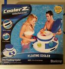 Bestway CoolerZ Floating Ice Cold Cooler Raft The Ultimate Accessory Pool Party