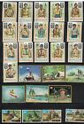 51 All Different Worlwide Boy Scouts Lot MNH OG
