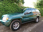 1999 Jeep grand cherokee limited automatic 47 v8 leather 12 months mot 4x4