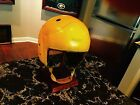 1930s 40s Rawlings VM 1 Leather Football Helmet Green Bay Packers Rep Don Hutson