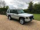 2004 Land Rover Discovery 25Td5 Landmark 7 Seats Full Black Leather
