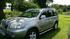 LARGER PHOTOS: Nissan XTrail Sport, 5 door  2.0 Petrol.  Sold as spares or repair